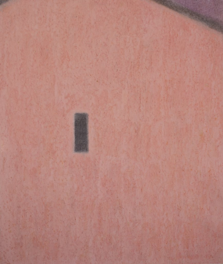 Small-view-of-a-pink-house-in-front-of-me-2019-pastello-ad-olio-su-tela-35-x-30-cm.jpg